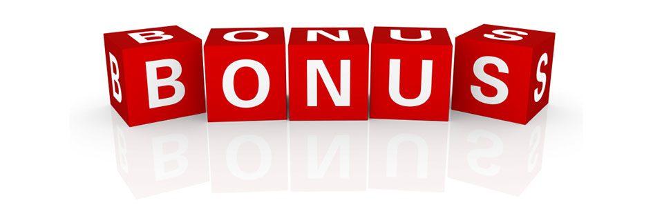 Bonus, gratisspel, free spins m.m.