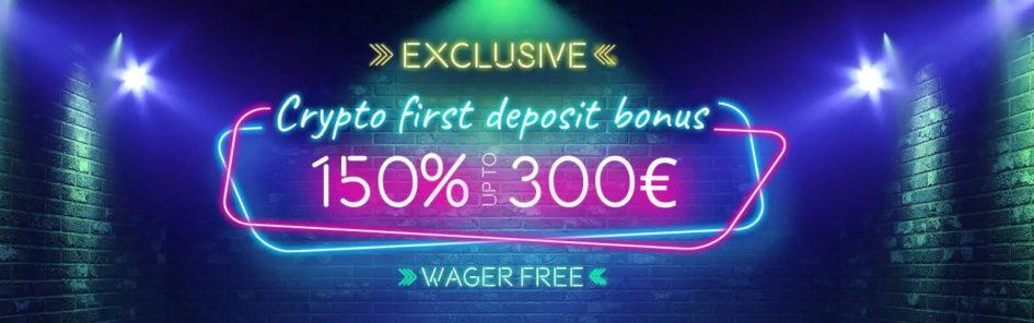 Fler bonusar och spela med kryptovalutor